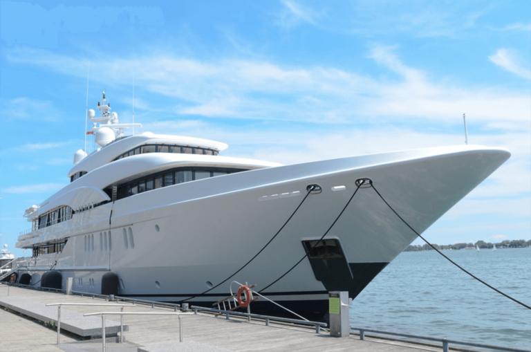 Luxury superyacht ownership